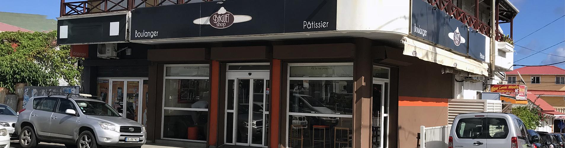 Façade Baguet-Shop Le moule